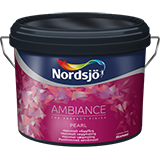 Nordsjö Ambiance Pearl veggmaling