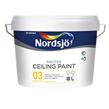 Nordsjö Master Ceiling Paint 3