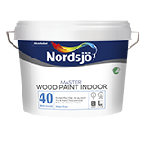 Nordsjö Master Wood Paint Indoor 40