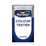 Nordsjö Colour Tester fargeprøve