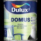 Краска по дереву для наружных работ Dulux Domus