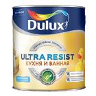 Краска Dulux Ultra Resist Кухня и ванная полуматовая