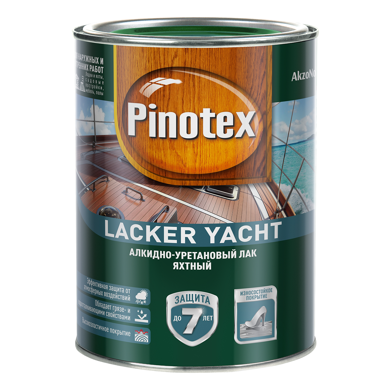 Pinotex Lacker Yacht