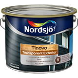 Nordsjö Tinova Transparent Exterior