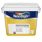 Nordsjö Professional Grov Rullspackel