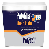 Polycell Trade Deep Hole Polyfilla