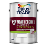 Dulux Trade Weathershield All Seasons Smooth Masonry
