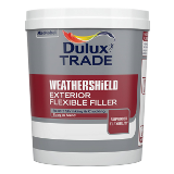 Dulux Trade Weathershield Exterior Flexible Filler