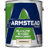 Armstead Trade Pliolite Based Masonry Paint