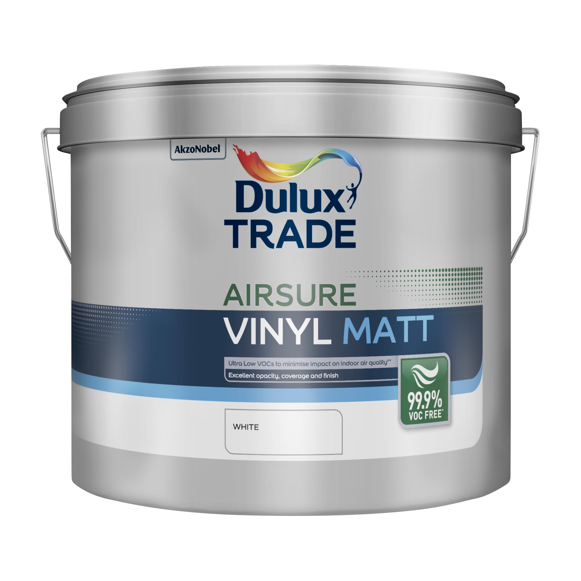 Dulux Trade Airsure Vinyl Matt