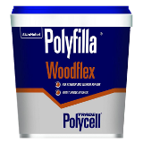 Polycell Trade Polyfilla Woodflex