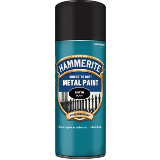 Hammerite Direct To Rust Metal Paint Aerosol Satin Finish
