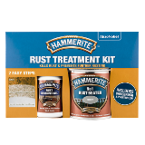 Hammerite Rust Treatment Kit