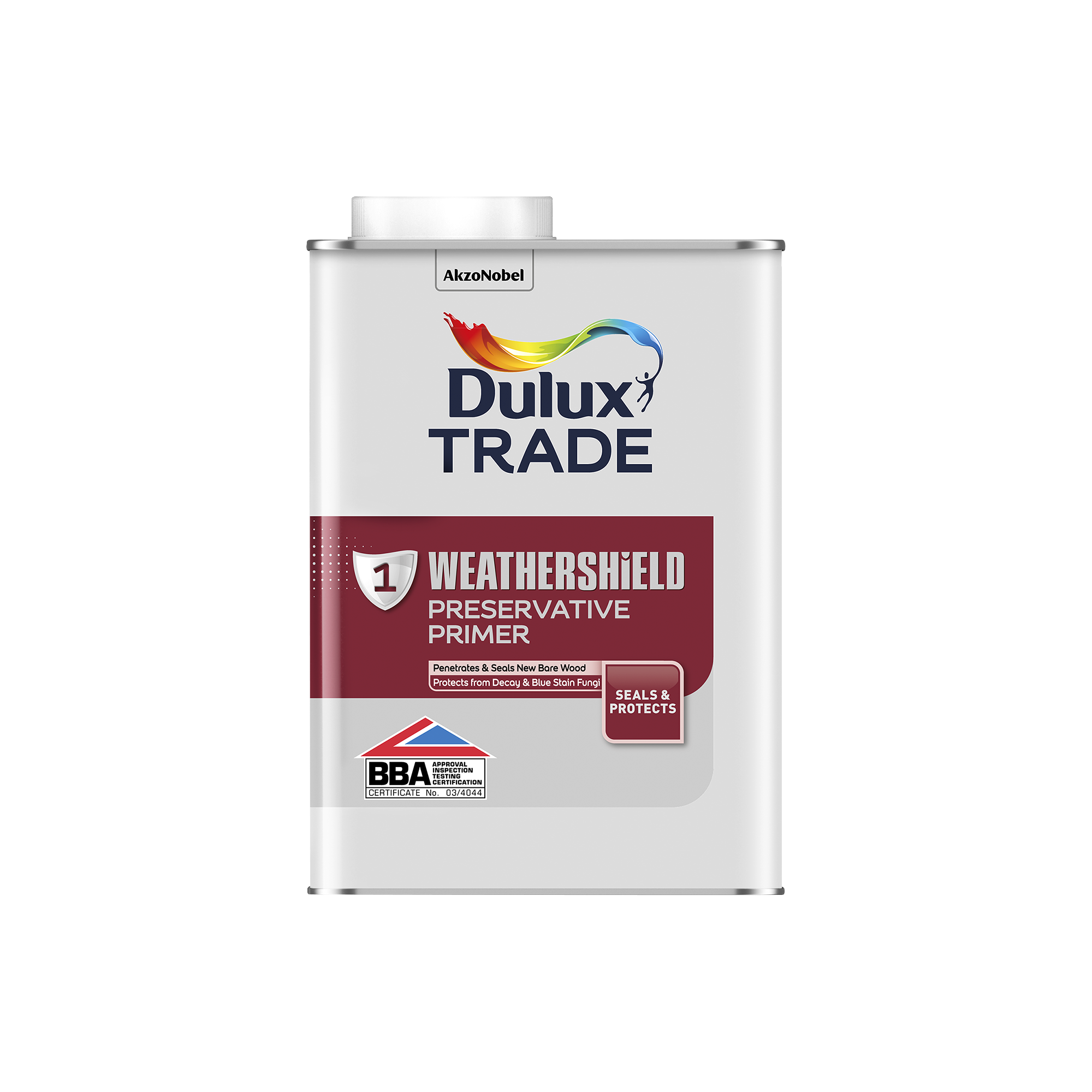 Dulux Trade Weathershield Preservative Primer + (BP)