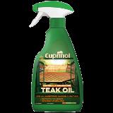 Cuprinol Naturally Enhancing Teak Oil Spray