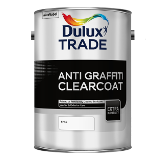 Dulux Trade Anti Graffiti Clearcoat