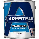 Armstead Trade Anti-Mould Vinyl Matt