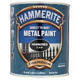 Hammerite Direct To Rust Metal Paint Hammered Finish