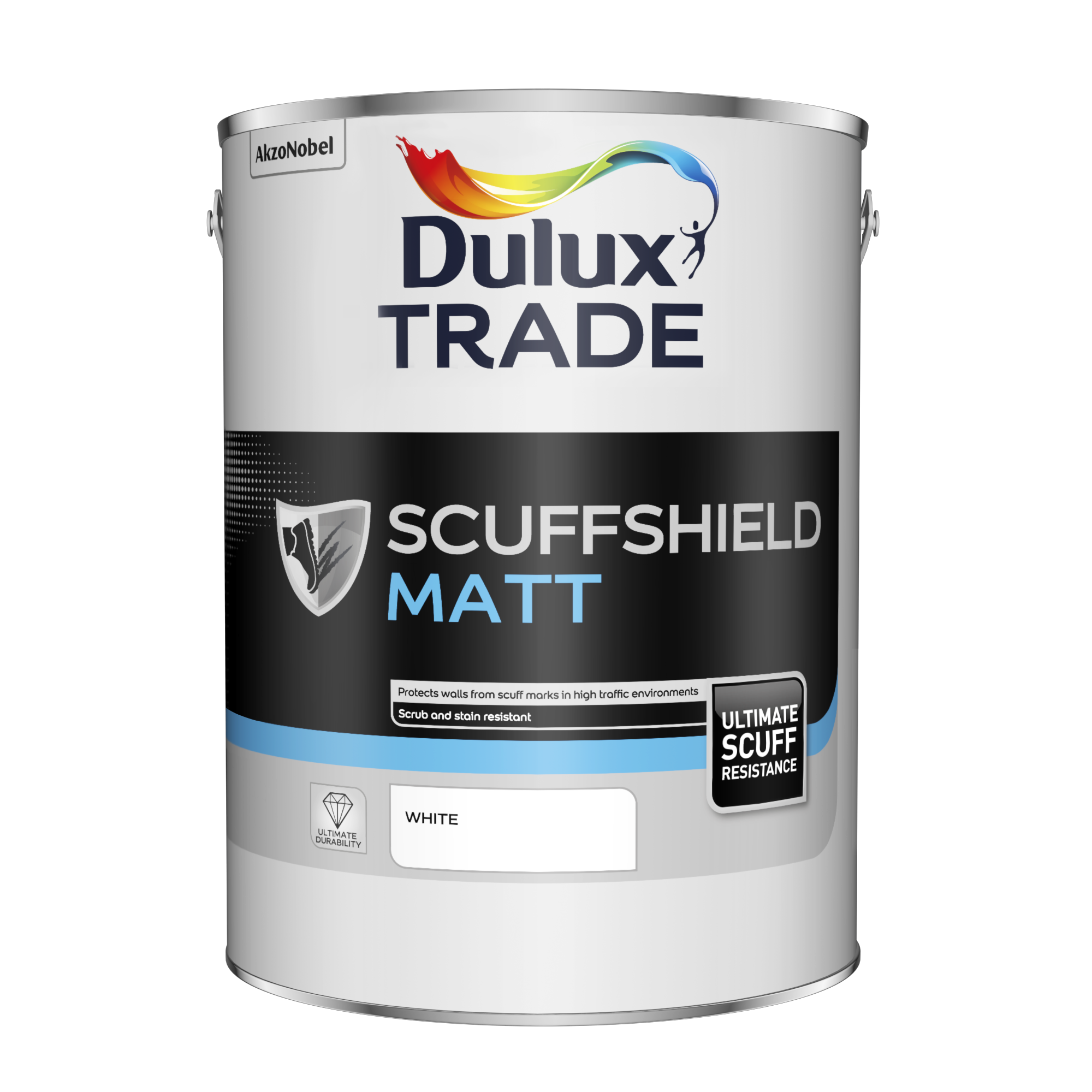 Dulux Trade Scuffshield Matt