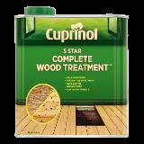 Cuprinol 5 Star Complete Wood Treatment (WB)