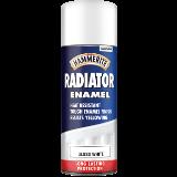 Hammerite Radiator Enamel Gloss Aerosol