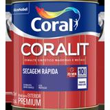 Coralit Secagem Rápida Acetinado