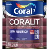 Coralit Ultra Resistência Alto Brilho