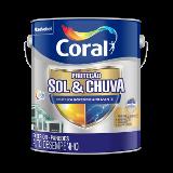 Proteção Sol & Chuva Pintura Impermeabilizante