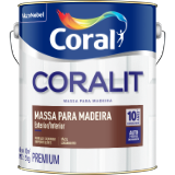 Coralit Massa para Madeira